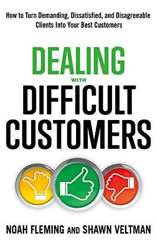 Dealing with Difficult Customers cover