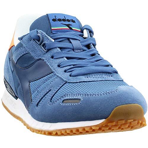 Diadora Mens Titan Ii Casual Sneakers, Blue, 11.5 (Diadora Suede)