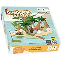 Mirket Yayınları Dondurma Adası Kutu Oyunu