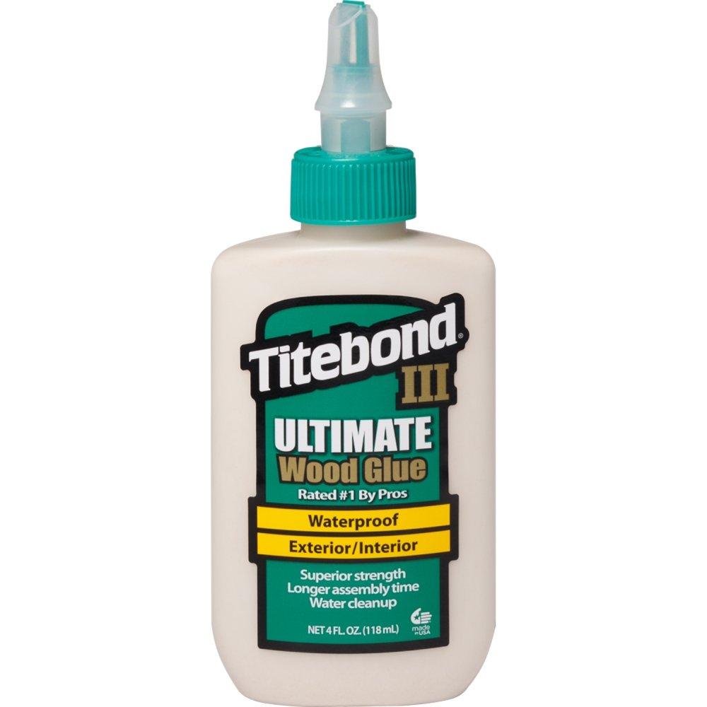 Titebond III Wood Glue 4 oz