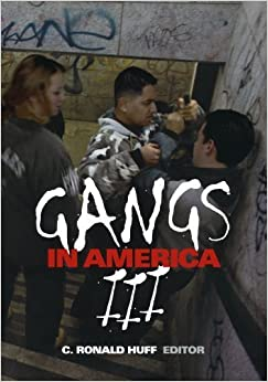 Book Gangs in America III by C. (Clarence) Ronald Huff (2001-11-06)