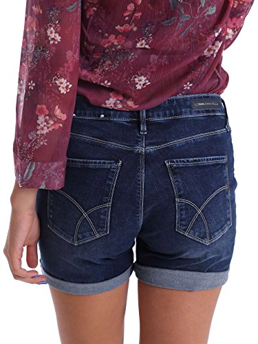 Gas 375178 Shorts Frauen Blue 28