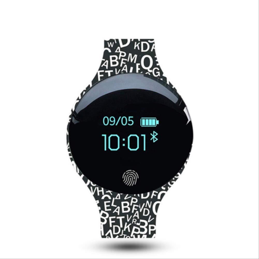 QSJWLKJ Bluetooth Smart Watch Sport Pulsera Podómetro Camera ...