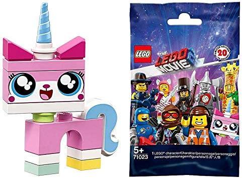 LEGO The Lego Movie 2 ** Unikitty ** Minifigure Sealed 71023