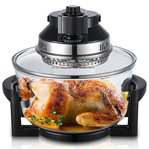 Oil Free Air Fryer Oven RIGHT Infrared Halogen Convection Oven 19Quart