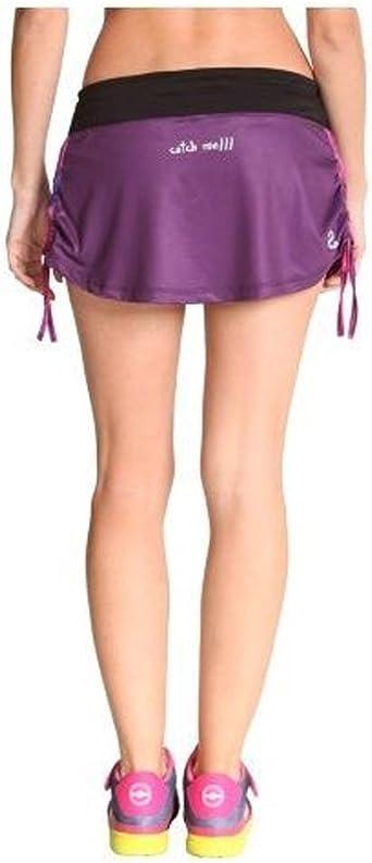 Desigual Falda Short Deporte Modelo Patricia Mujer-Talla S: Amazon ...