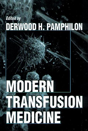 Modern Transfusion Medicine