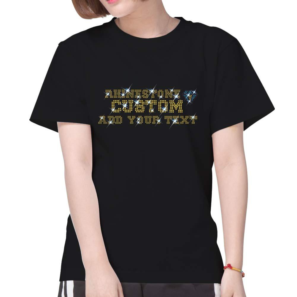 Amazon Custom T Shirt Personalized Tee Shirts For Women Add