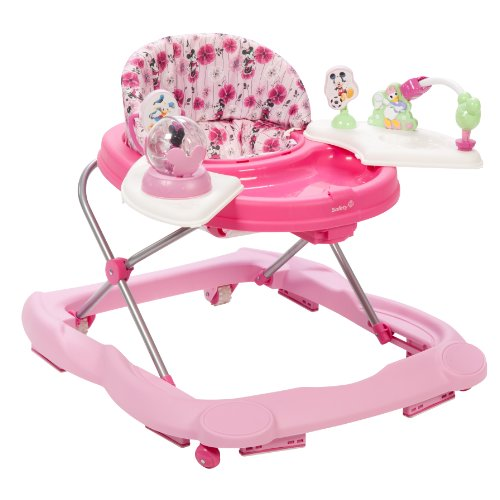 Amazon.com : Disney Baby Music And Lights Walker, Floral Minnie Mouse : Baby