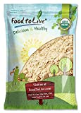 Food to Live Certified Organic Ginger Root Powder (Non-GMO, Kosher, Bulk, Raw Ground Ginger Root, Flour) (16 pounds)