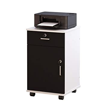 Archivadores File Archivo contenedor de Madera con cajón de la ...
