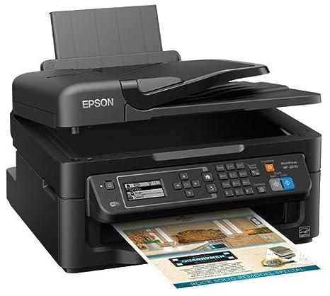 Epson Workforce WF-2630 - Impresora multifunción (Inyección ...