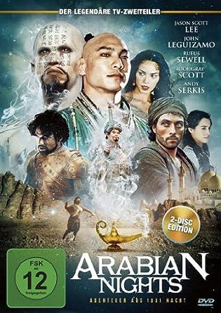 Amazon Com Arabian Nights Abenteuer Aus 1001 Nacht Dvd 2000
