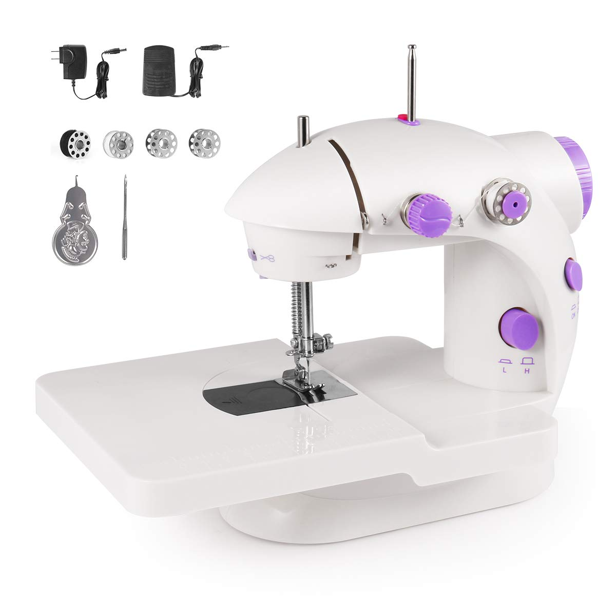 Top 6 Best Portable Sewing Machine (2020 Reviews & Buying Guide) 6