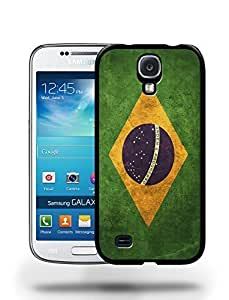 Brazil National Vintage Flag Phone Case Cover Designs for Samsung Galaxy S4