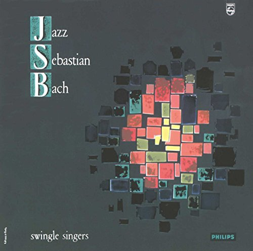 Jazz Sebastian Bach by Decca