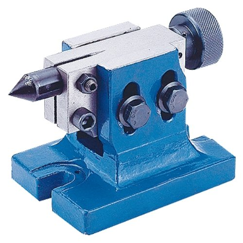 VERTEX 3900-2407 Adjustable Tailstock for 4'' or 6'' Rotary Tables by Vertex