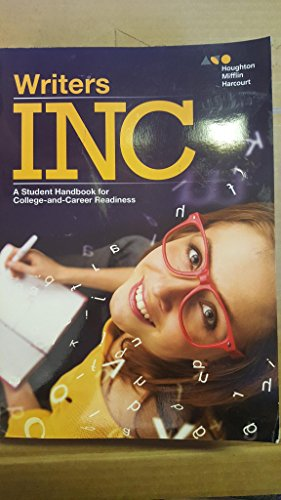 Writers Inc.: Handbook for College-and-career Readiness