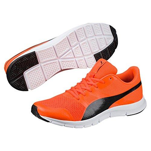 Puma Unisex-voksne Flex Racer Sneakers Appelsin 6ao5rHmd