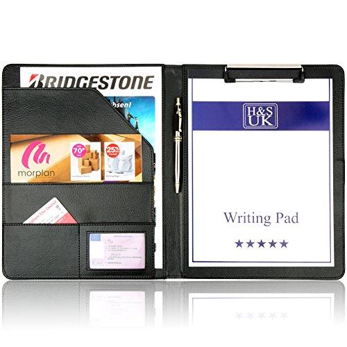 Lowcost HS Porte Documents Porte Bloc A Bloc Note A Range - Porte bloc note