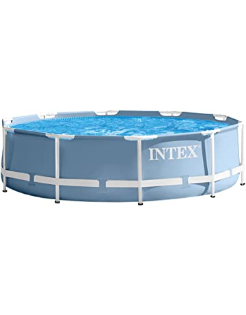 Intex - Piscina desmontable prisma frame