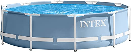Intex 28700NP - Piscina desmontable Prisma Frame 305 x 76 cm, 4.485 litros: Amazon.es: Jardín