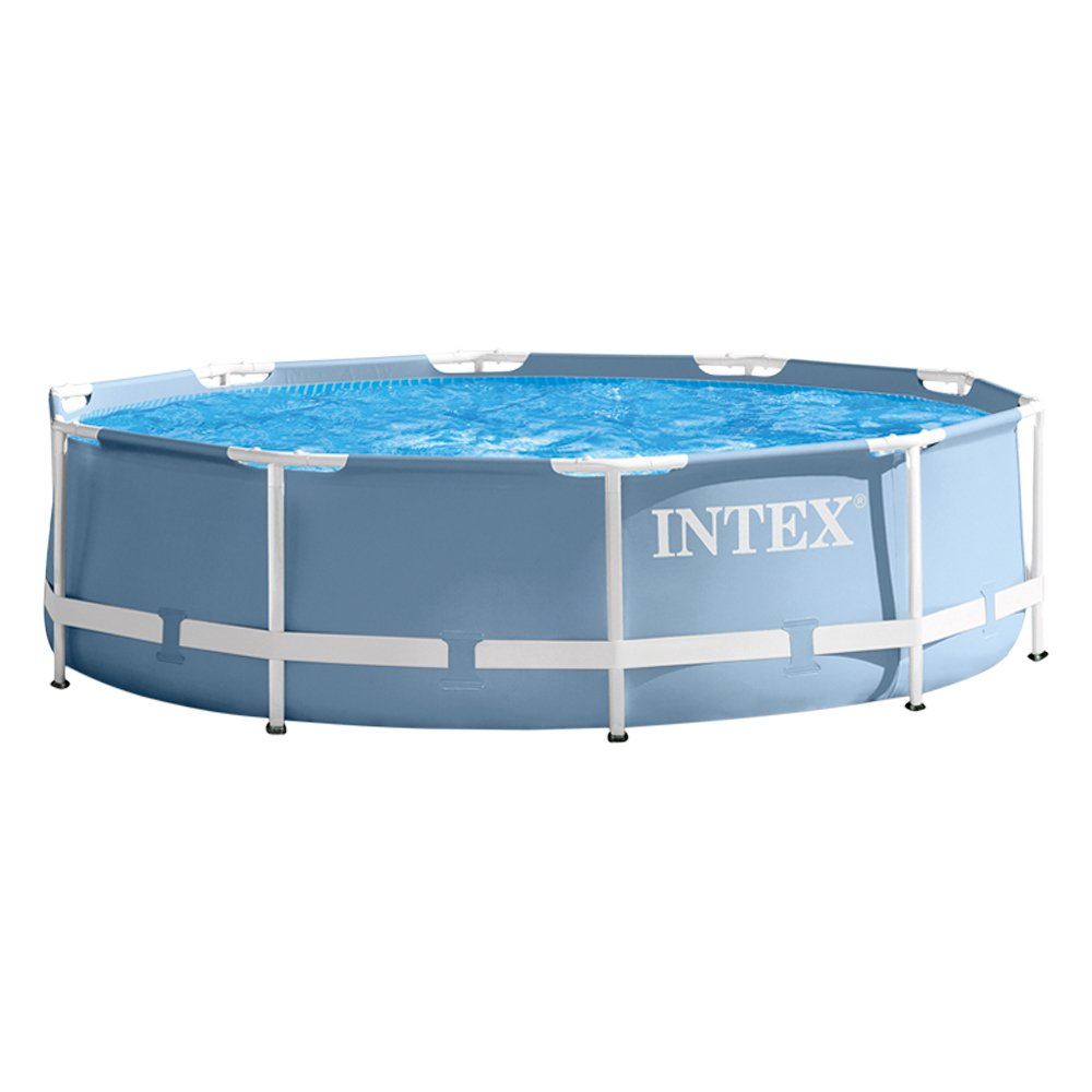 Intex – Prism Frame Set Collapsible Swimming Pool, 305 x 76 cm, 4,485 L (28700NP) Intex Trading Ltd