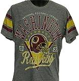 Washington Redskins Men's Distressed Short Sleeve T-Shirt