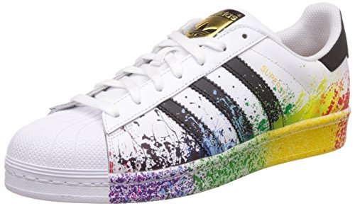adidas superstar rainbow damen