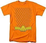 Aquaman - New Aqua Costume T-Shirt Size S