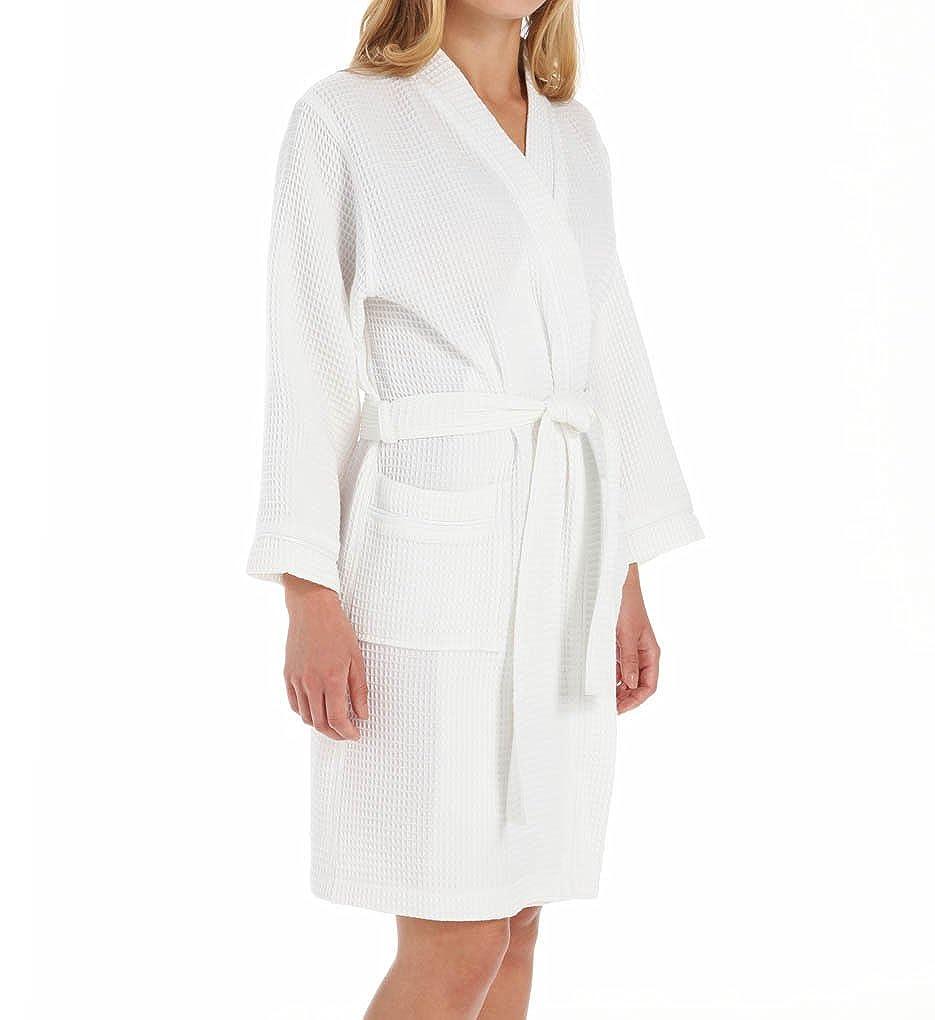 a04529865b KayAnna Waffle Kimono Robe (S08084) at Amazon Women s Clothing store
