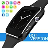 Best Smart Watches - Smart Watch,Anti-lost Touch Screen Bluetooth SmartWatch ,Health Tracking,Pedometer Review