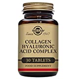 Solgar® Collagen Hyaluronic Acid Complex Tablets - Pack of 30
