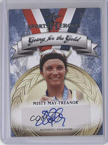 Misty May-Treanor (Trading Card) 2013 Leaf Sports Heroes - Going for the Gold #GG-MMT