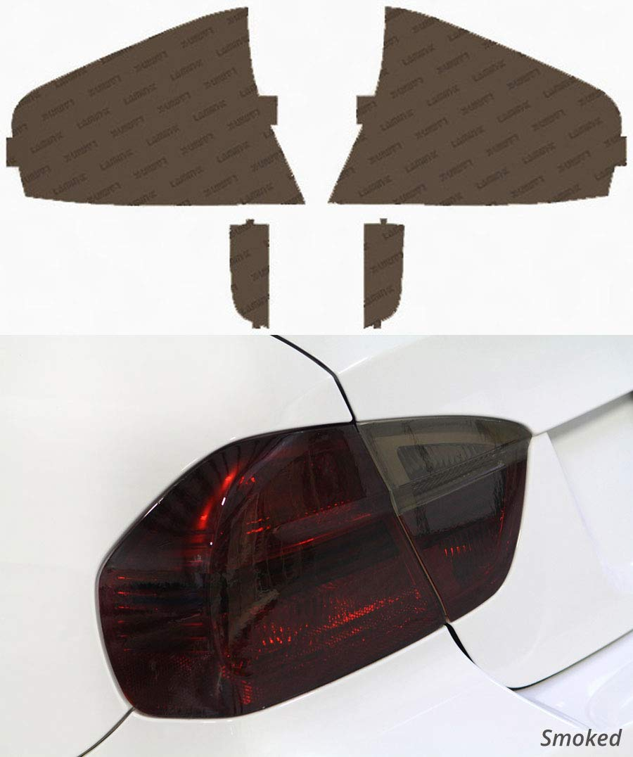 Lamin-x S217S Smoked Tail Light Film Covers