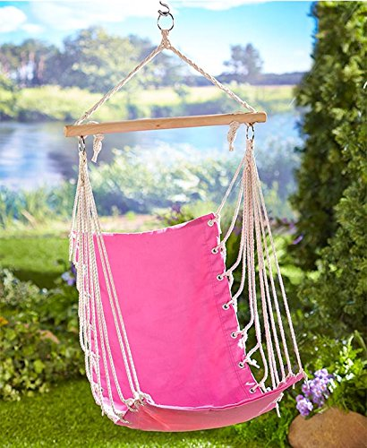 Amazon.com: Youth Hammocks with Carry Bag (Pink): Garden & Outdoor