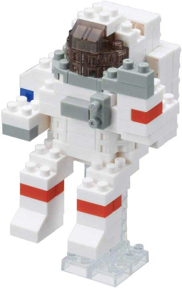 nanoblock Astronaut Building Kit