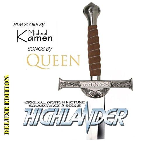 Queen Highlander Soundtrack: Highlander Original Motion Picture Soundtrack And Score