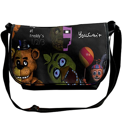 Five Nights At Freddys 4 Casual Shoulder Bag Cross (Nightmare Fredbear Costume)