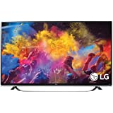 LG Electronics 65UF8500 65-Inch 4K Ultra HD 3D Smart LED TV (2015 Model)