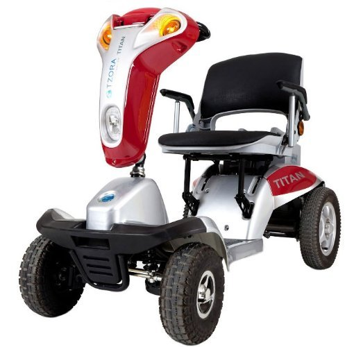 Tzora Hummer XL 4-Wheel Mobility Scooter
