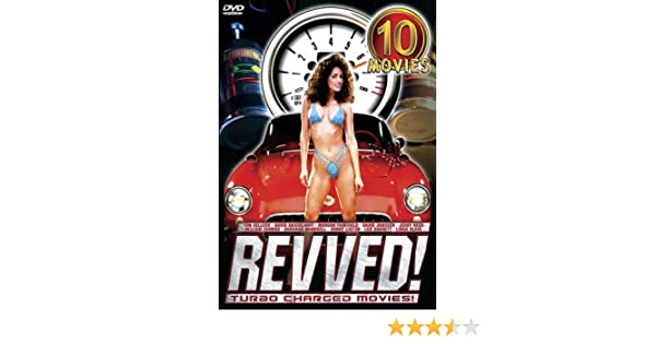 Amazon.com: Revved: Turbo Charged Movies Hijack/Concrete cowboys/Moonfire/CB hustlers/Stunts/Killing Cars/Shaker run/Bail out/Double nickels /Choppers by ...