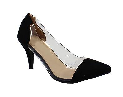 Transparent Sacs Shoes Escarpin FemmeChaussures By Et kXP0wON8nZ