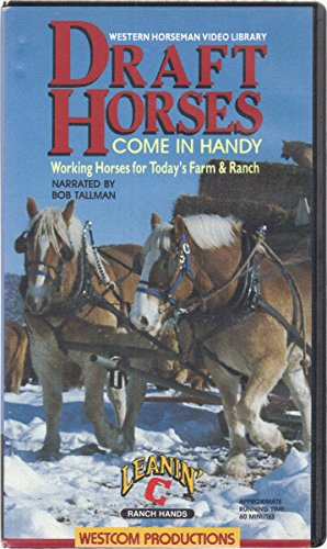 Draft Horses Come in Handy Working Horses for Today's Farm & ()