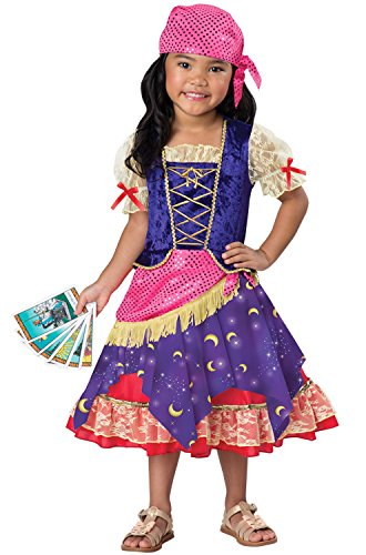 Baby Gypsy Costumes - Darling Gypsy Toddler Costume - Toddler Small