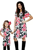 YMING Family Matching Mother and Daughter Parent-Child Flower - Best Reviews Guide