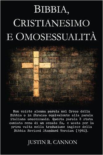 Bibbia, Cristianesimo e Omosessualita