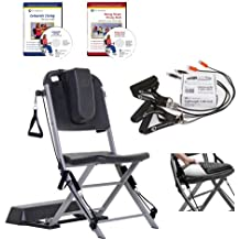 Resistance Chair Rehabilitation Pack - Everything You Need for Physical Therapy with the Resistance Chair