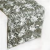 FidgetFidget Ribbon 3D 12'' x 144'' Silver11.8 x108(30x275cm)
