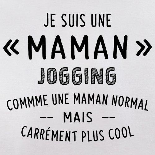 une maman normal jogging - Femme T-Shirt - Blanc - M